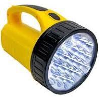 LANTERNA MANUAL LED-1706
