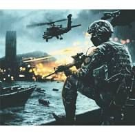 MOUSE PAD GAMER 29CMX25CMX3MM - WAR