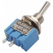 CHAVE HH ON/OFF 2 POSICOES 6A 250V MXT