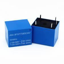 RELE 12VDC/10A 5PINOS JQC-3FC(T73)