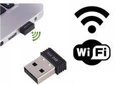 MINI ADAPTADOR RECEPTOR WIRELESS USB MINI NANO 950MBPS 2.4GHZ