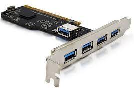 PLACA DE USB. P/PC 2.0 HB-T74