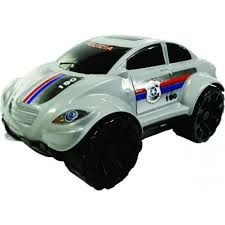 CARRO TATOCAR POLICIA 28CM TC2P