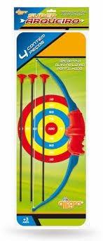 SUPER ARQUEIRO 4PCS CART.71CM 4055
