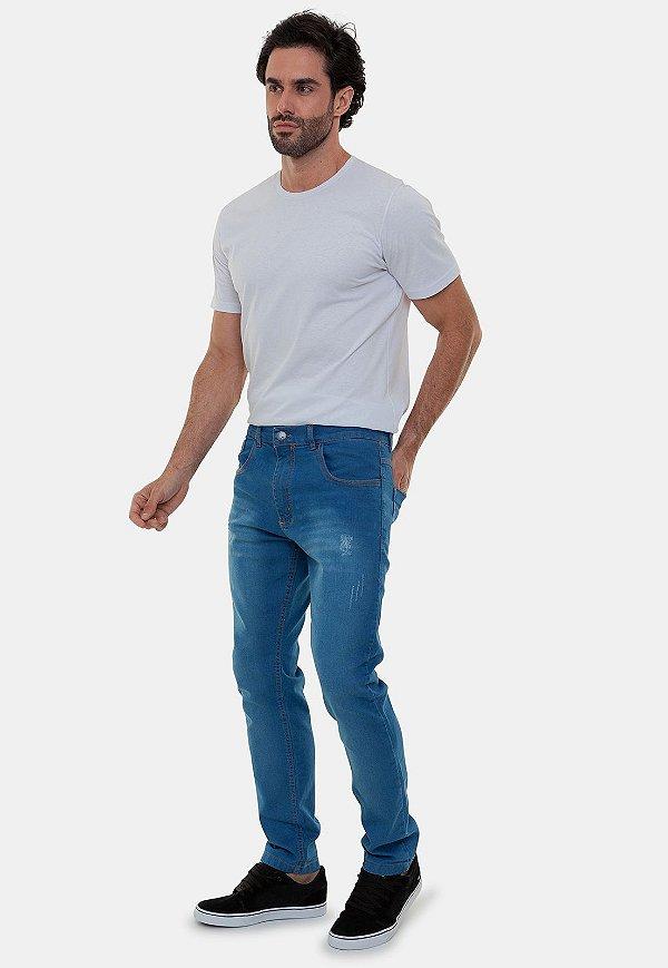 Calça Masculina Diferenciada Escura Uruguai A20