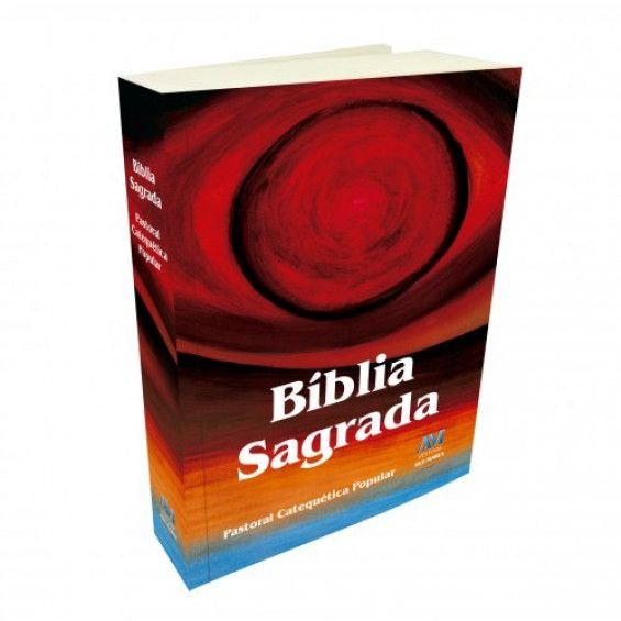 Bíblia Sagrada - Pastoral Catequética Popular - Media