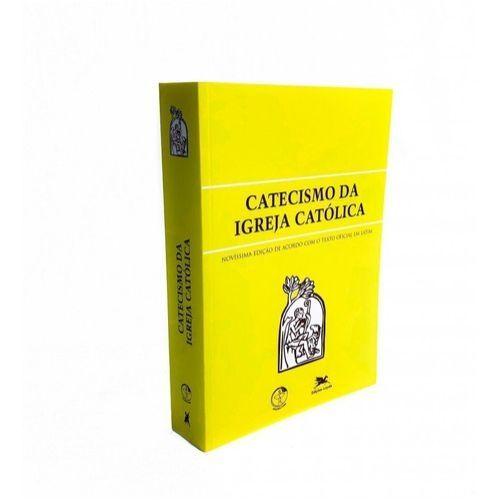 Catecismo Da Igreja Católica Tamanho Grande Editora Loyola