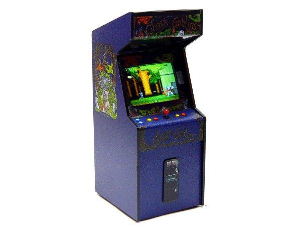 Mini Arcade Ghosts'n Globins