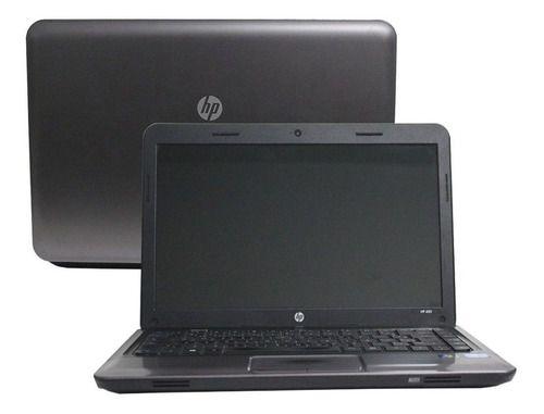 Notebook HP 450 - Intel i5 - 3°Geração - 04GB DDR3 - HD 250/500 - Hdmi - Tela Led 14' - Wifi  - R$ 1.408,00
