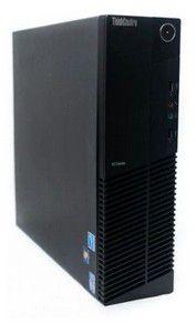 Cpu Lenovo Slim M91P - i5 - 2º Geração  - 04Gb ddr3 - HD 250/500 GB - R$ 1045,00