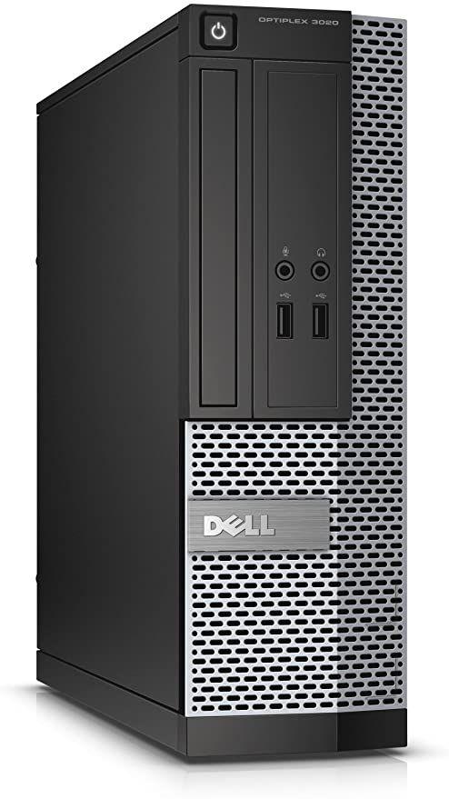 Cpu Dell 3020 Mini Slim - i5 - 4ºGeração - 4GB DDR3 - 250/500GB HD - R$ 1.399,00