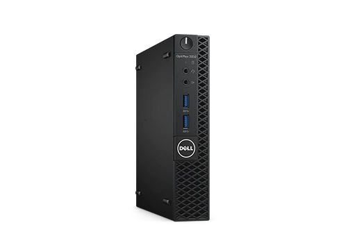 Mini PC Dell 3050 - I5- 6°Geração - 04GB DDR4 - HD500GB  - 2Usb 3.0 - Diplayport - HDMI - Rj45 - Serial - R$ 1.649,00