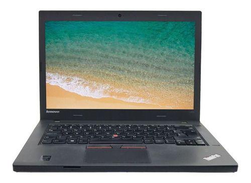 NOTEBOOK LENOVO L450 - Processador Core I5 - 5°geração - Memoria (RAM) 4GB - HD 500 GB - LED 14  - R$ 2.189,00