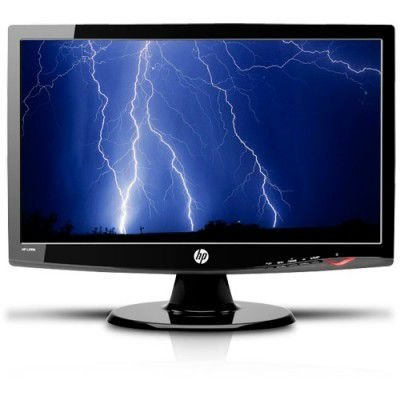 Monitor HP 20' W20435V Widescreen - R$ 319,00