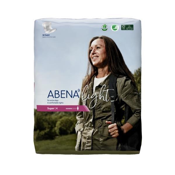 Absorvente ABENA Abri-Light Super 30 Unidades