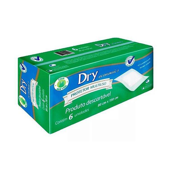 Protetor Multi-uso Dry 6 Unidades