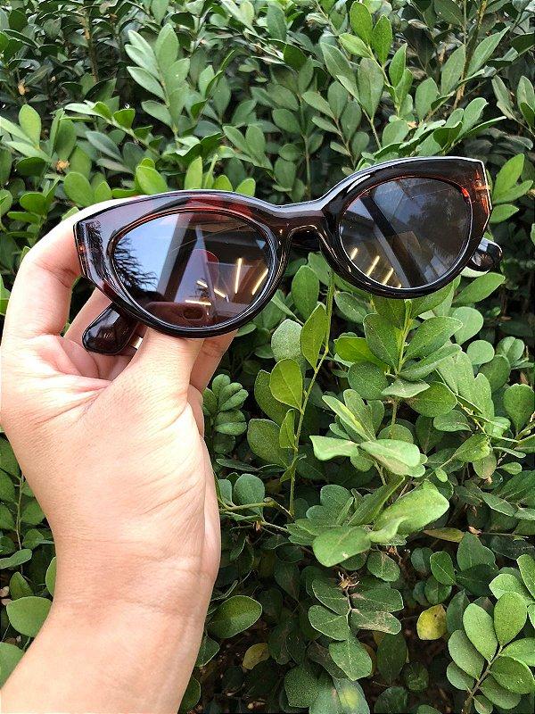 Óculos Santorini Tartaruga