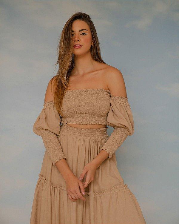 Conjunto Francesca Marfim