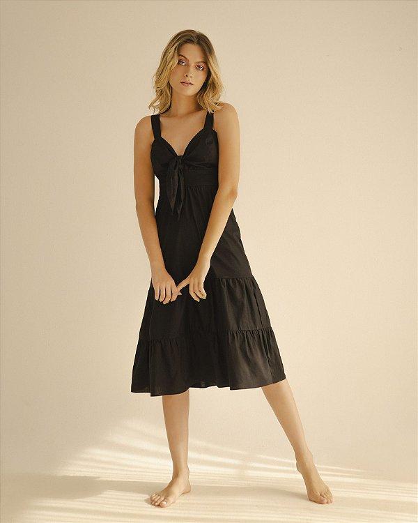 Vestido Sarah Preto