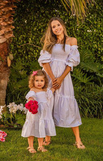Vestido Amelie branco