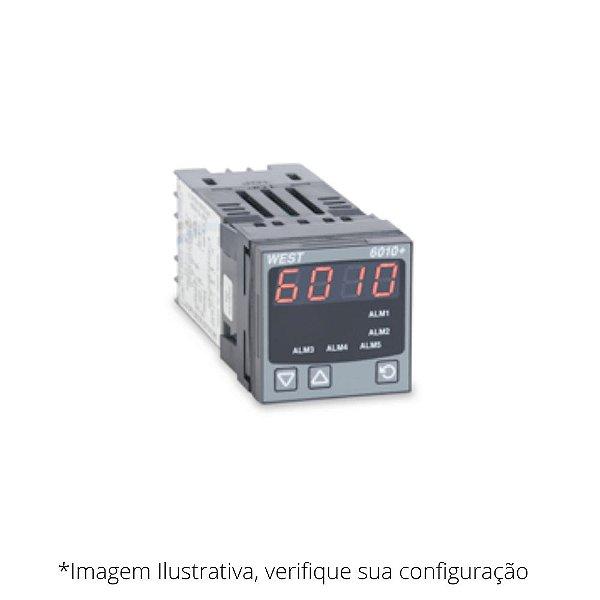 P6010+ Indicador de Processos WEST