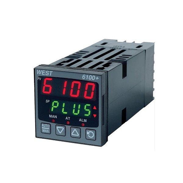 WEST 6100 | P6100+ Controlador de Temperatura WEST