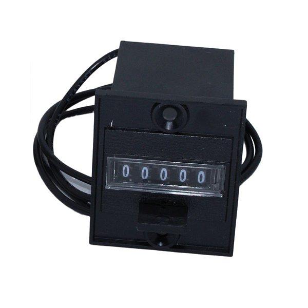 779105-206 Contador Eletromecânico 24 VCC Veeder-Root