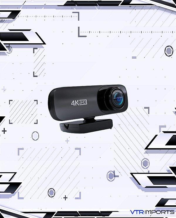 (PRONTA ENTREGA) Webcam 4K (4096x2160p 30fps)