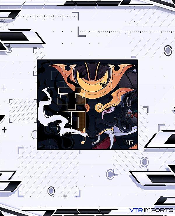 Mousepad Inked Gaming Collab VTR Imports - God Samurai LARGE-s (40x45cm)