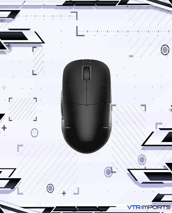 Mouse ENDGAME GEAR XM1r Gaming Mouse - PAW3370 Sensor - 50 to 19,000 CPI - 5 Buttons - GM8.0 Switches - Dark Frost (Matte)