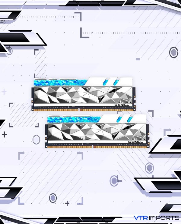 Memória RAM G Skill Diamond  3600mhz CL14 2x8GB - Totalizando 16GB