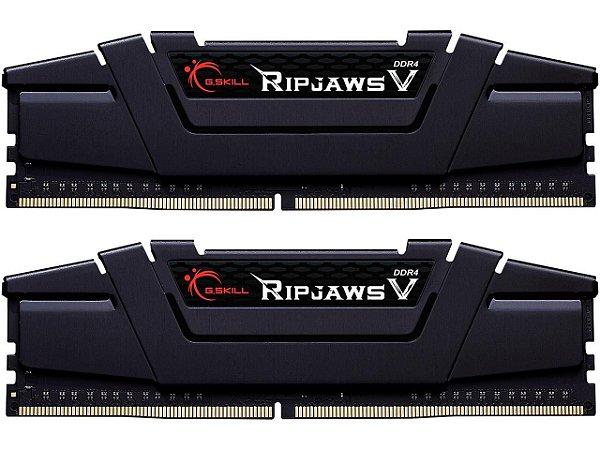 Memória RAM RipJaws V Series 4000mhz CL14 2x8GB - Totalizando 16GB