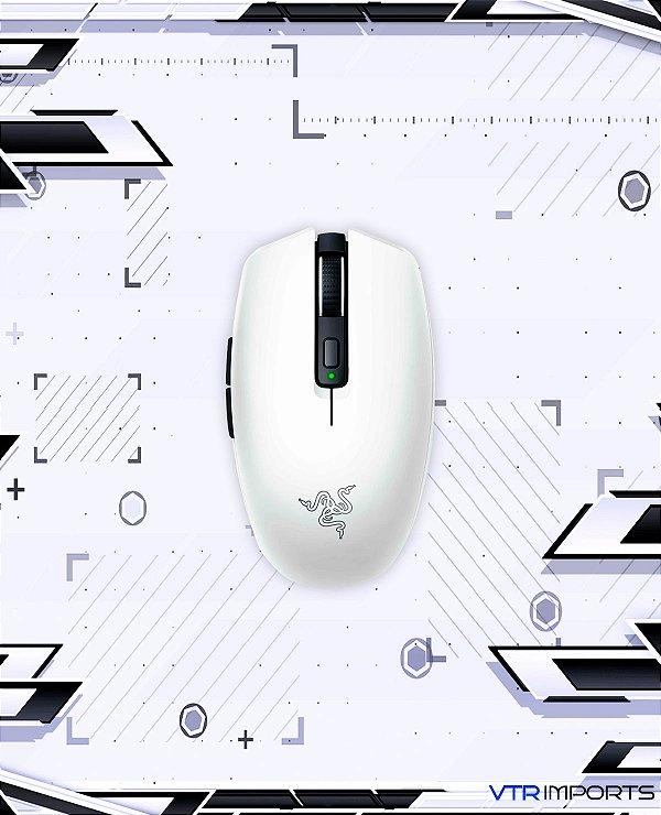 Mouse Razer Orochi V2 WHITE sem fio 60 g