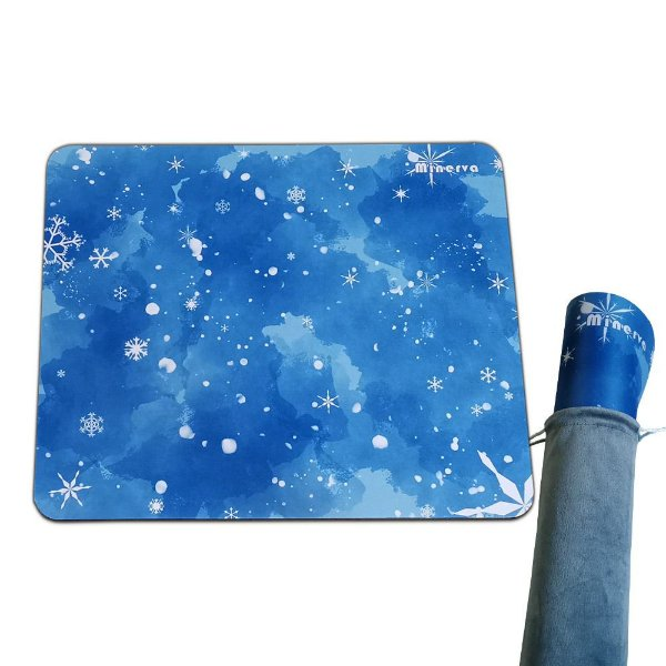 X-Ray Pad Minerva Blue - OPEN BOX
