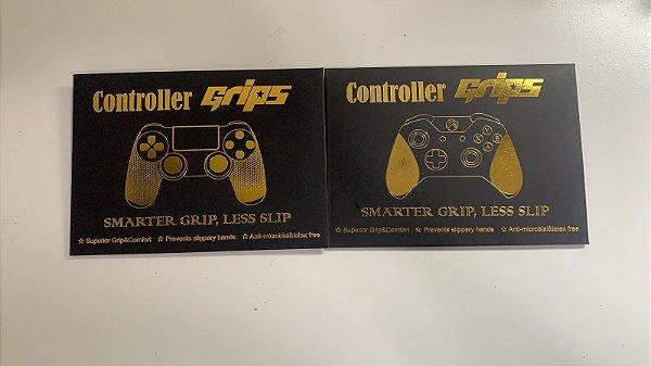(Frete Grátis por Carta Registrada) Controller Grips PS4
