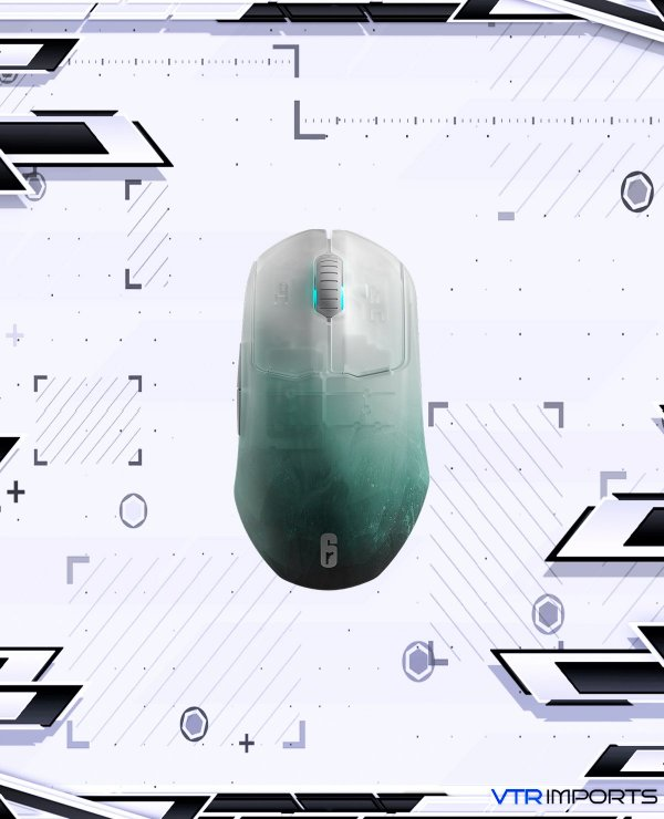 Mouse SteelSeries Prime Black Ice Edition