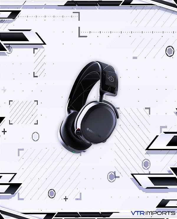 Headset Steelseries Artics 7 Black Edition 2019 Wireless (OPEN BOX)