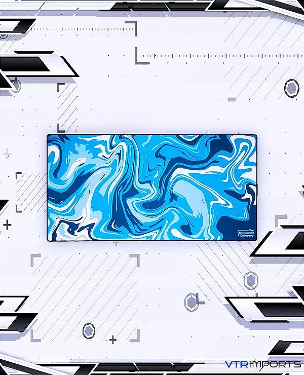 (SEM PREVISÃO, marque a opção AVISE-ME para ser notificado quando chegar um novo estoque) Mousepad Company XXL 120x60cm - Strata Liquid 06