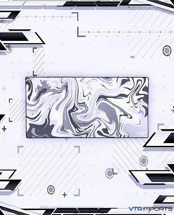 (SEM PREVISÃO, marque a opção AVISE-ME para ser notificado quando chegar um novo estoque) Mousepad Company LARGE 91x46cm - Strata Liquid 07