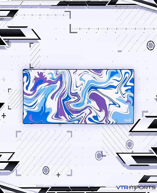 (SEM PREVISÃO, marque a opção AVISE-ME para ser notificado quando chegar um novo estoque) Mousepad Company  XXL 120x60cm - Strata Liquid 08