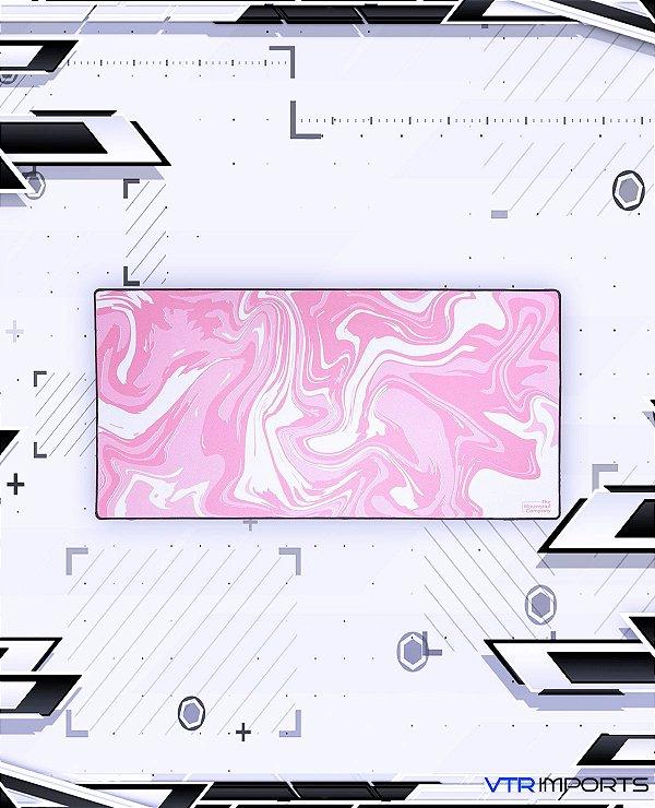 (SEM PREVISÃO, marque a opção AVISE-ME para ser notificado quando chegar um novo estoque) Mousepad Company  XXL 120x60cm - Strata Liquid 10