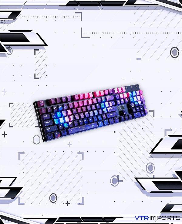 Keycaps Galaxy (Teclado Full-Size)