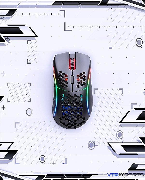 Mouse Glorious Model D Preto