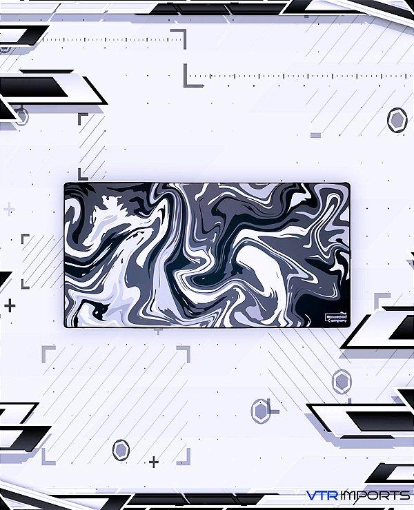 (SEM PREVISÃO, marque a opção AVISE-ME para ser notificado quando chegar um novo estoque) Mousepad Company LARGE 91x46cm - Strata Liquid 01