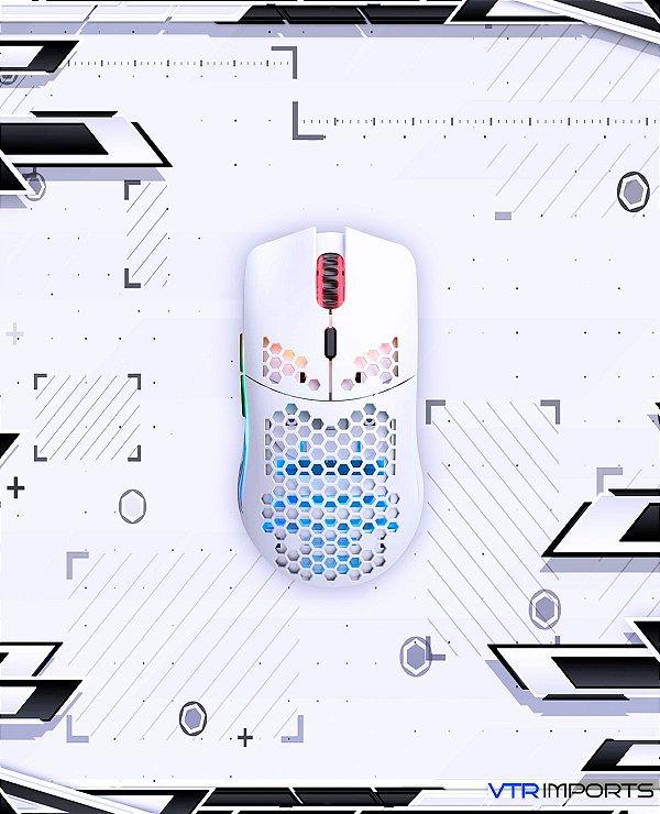 Mouse Glorious Model O- Branco