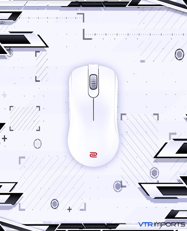 Mouse Zowie Gear FK1-B White Edition