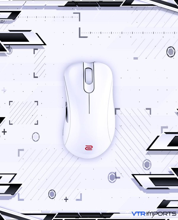 Mouse Zowie Gear EC2 White Edition