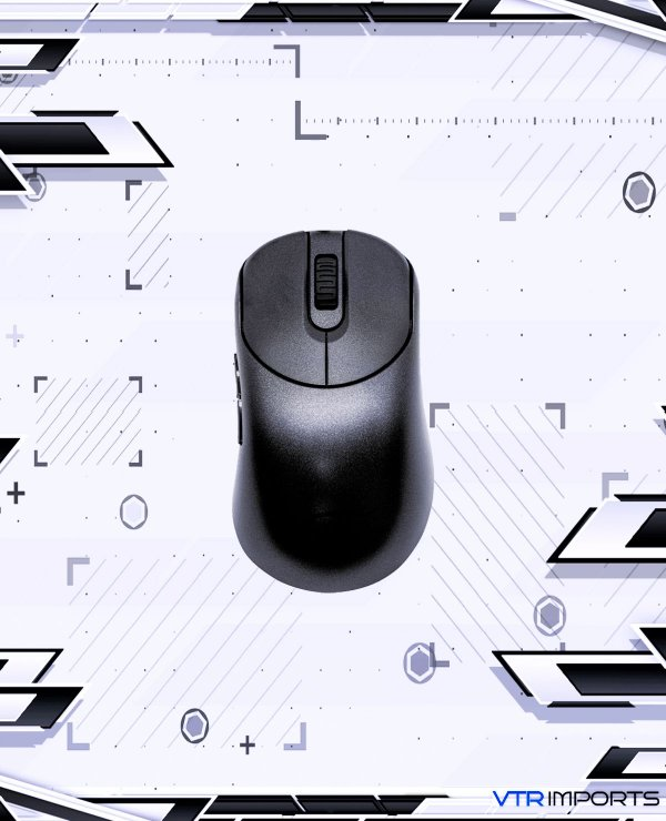 Mouse VAXEE ZYGEN NP-01S Black Matte