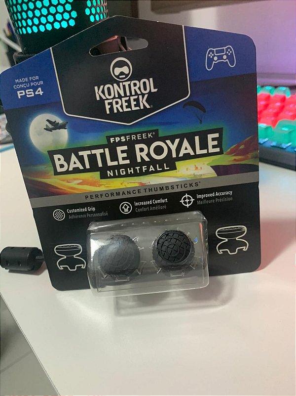 Kontrol Freek Preto Battle Royale para PS4/PS5