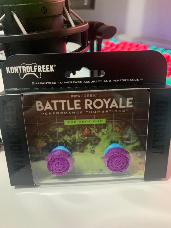 Kontrol Freek Battle Royale Roxo para XBOX ONE